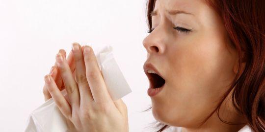 Menyembuhkan Flu Dan Batuk Dengan Cara Alami