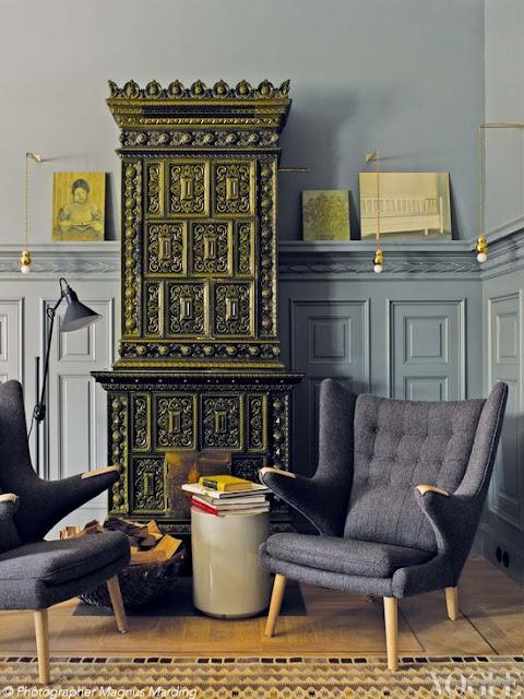 Ilse Crawford interior  design