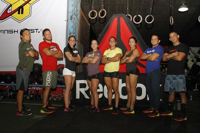 Reebok reúne a los atletas de élite para el Open Crossfit 2017
