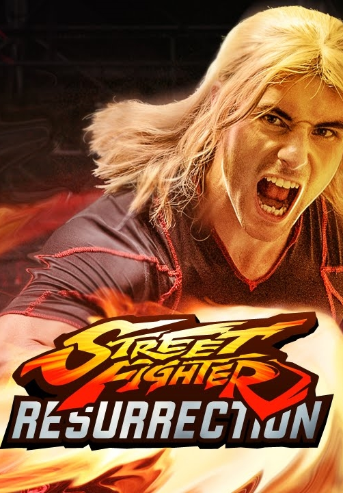 Street Fighter: Resurrection (2016) Movie free download