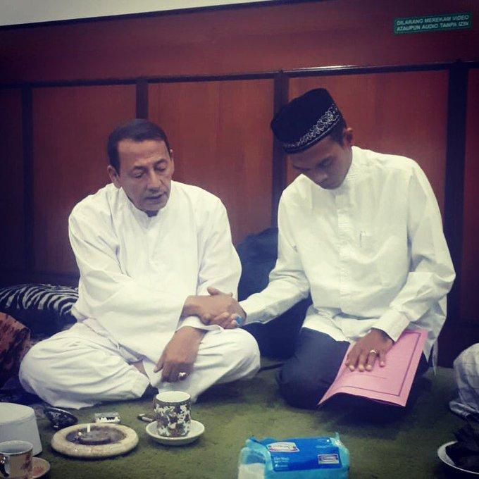 Kalau UAS Netral, Jokowi Ma'ruf Menang?