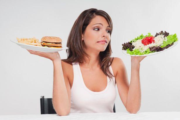 επιλογή φαγητού