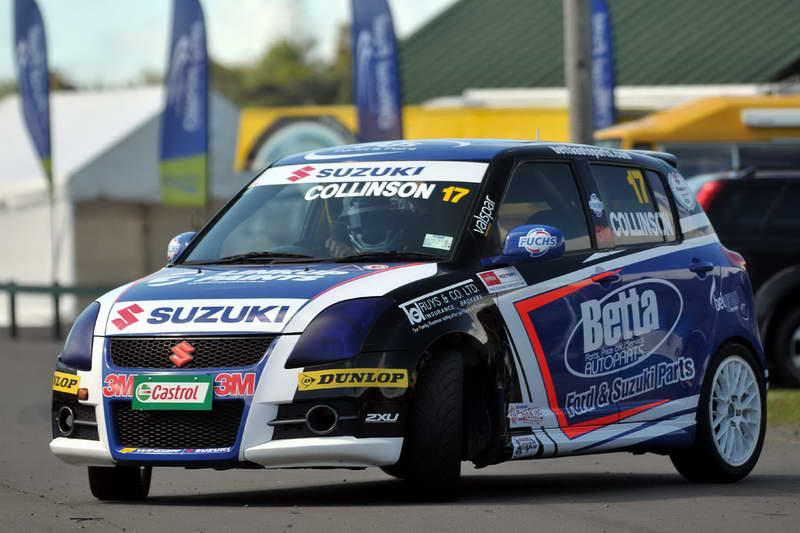 New Zealand Suzuki Swift Sport Cup, hatchback do sportu
