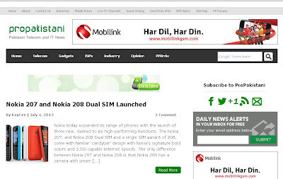 Propakistani hacked - 4 July 2013
