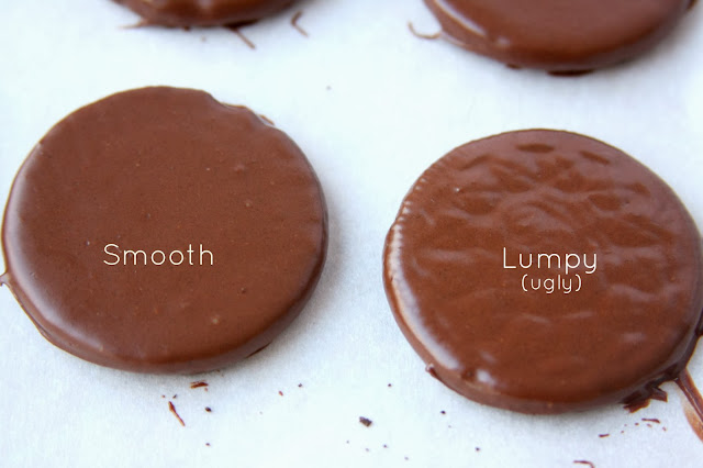 These 15 minute Thin Mints are simple and SO good! Especially when it's not girl scout season.