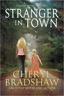 Stranger in Town, a gripping mystery by Cheryl Bradshaw