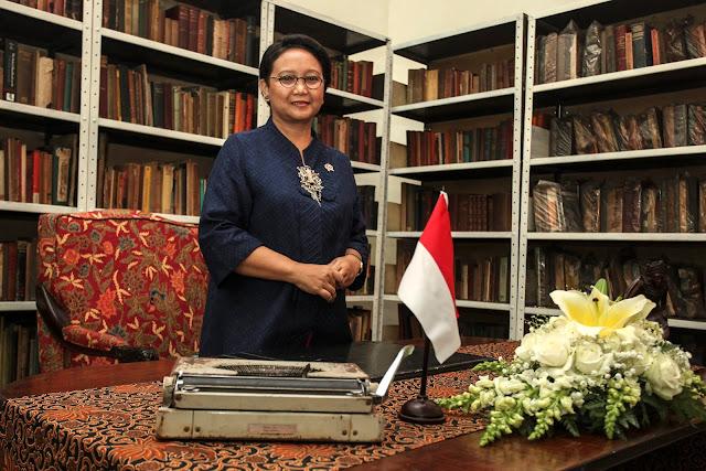 Tugas dan Fungsi Menteri Luar Negeri