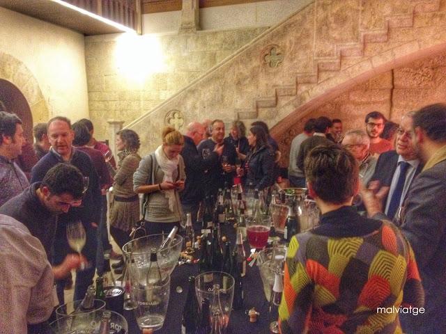 tast vins ancestrals