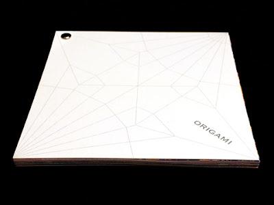 商品カタログ「ORIGAMI」