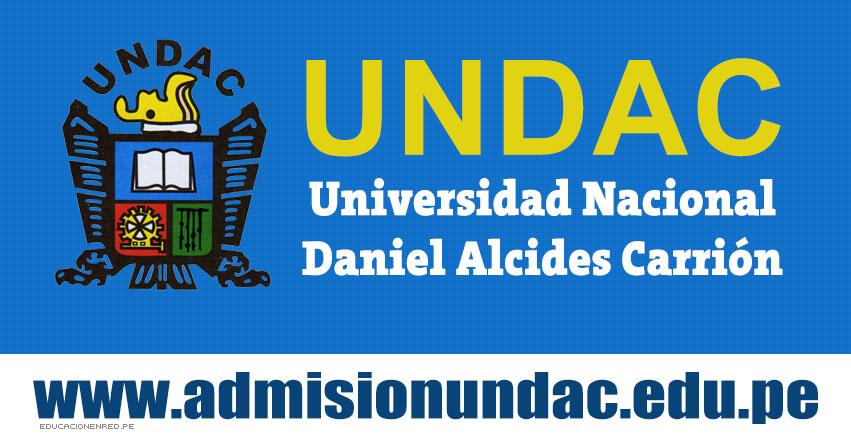 Resultados UNDAC 2019 (Domingo 17 Marzo) Lista Ingresantes - Examen Modalidades y Convenios - Universidad Nacional Daniel Alcides Carrión | www.admisionundac.edu.pe | www.undac.edu.pe