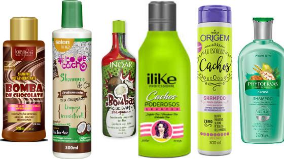 shampoos liberados para low poo