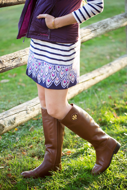 Tory Burch Riding Boots Lilly Pulitzer