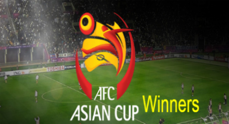 AFC Asian Cup winners, Asian Football champions.