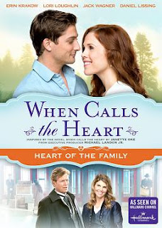 When Calls The Heart: Heart Of The Family cover