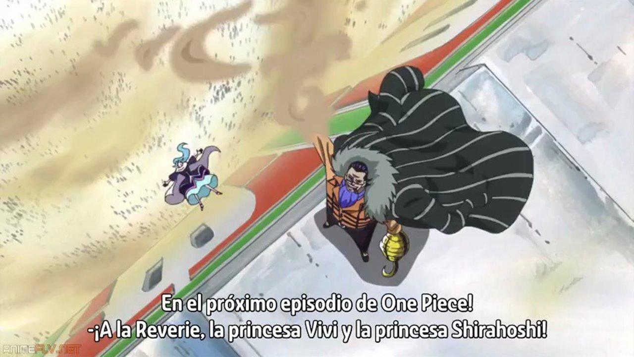 One Piece Anime cap 777 sub español