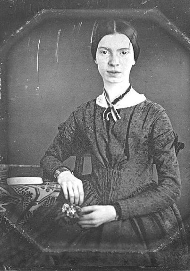 suffering in emily dickinson s poems Emily dickinson : biography  a number of emily dickinson's poems about poetry relating the poet to an  are aware only of an indefinite future of suffering.