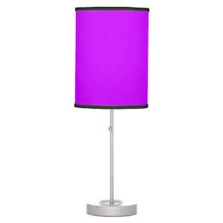 Lavender lamp