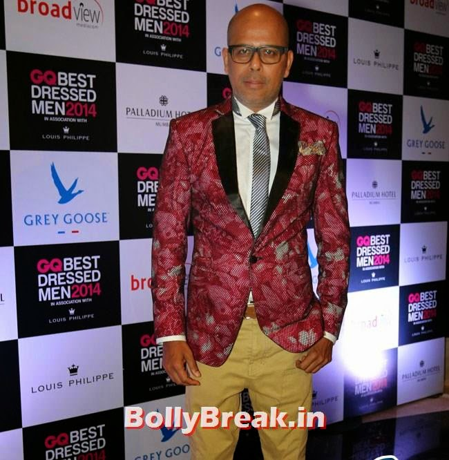 Narendra Kumar, Evelyn, Kim, Nargis Sizzle at GQ Best Dressed Men 2014 Awards