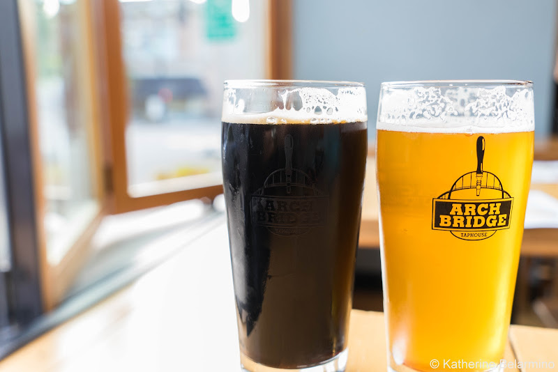 Arch Bridge Tap House Things to Do In Oregon City and Mt. Hood Territory