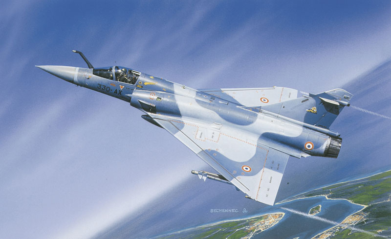 Asian Defence Indian Dassault Mirage 2000