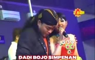 Duet Romantis Magdalena & Nur Bayan - Bojo Ketelu - Nirwana Dangdut Koplo