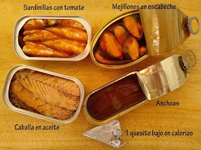 Pate marinero la cocinera novata receta cocina dip pescado conserva escabeche anchoas sardinillas entrante cena fiesta