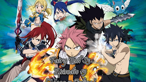 Fairy Tail S3 Episodio 15 [Mega ~ Online]