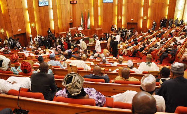 House of Reps at plenary