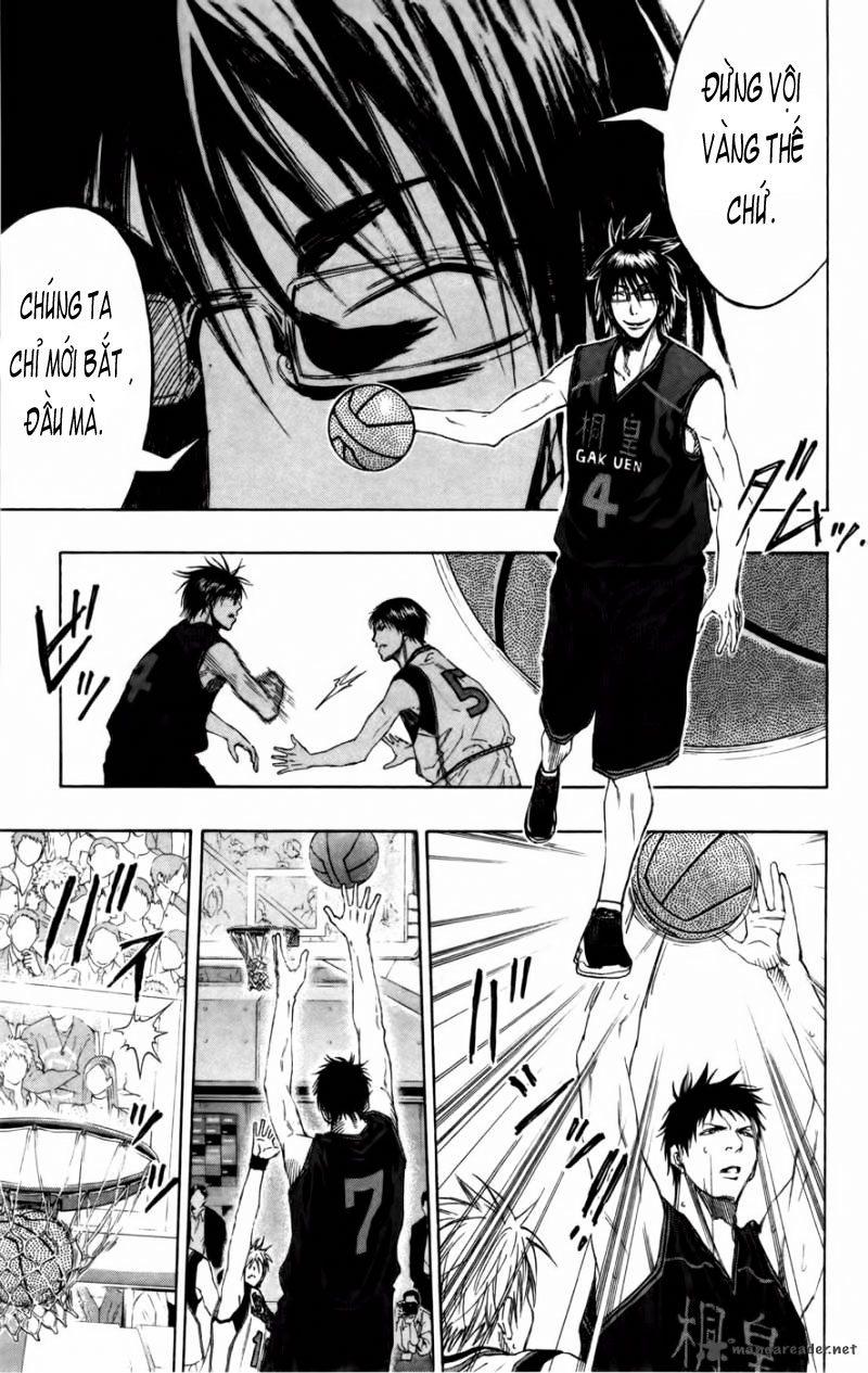 Kuroko No Basket chap 116 trang 12