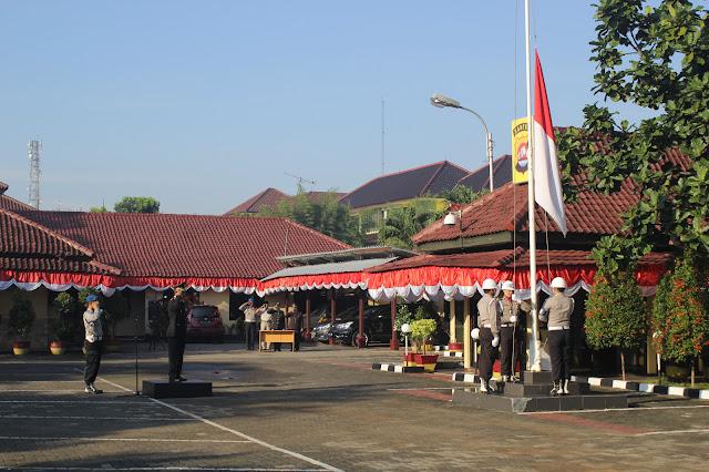 HUT Bhayangkara ke-71, Polresta Tangerang