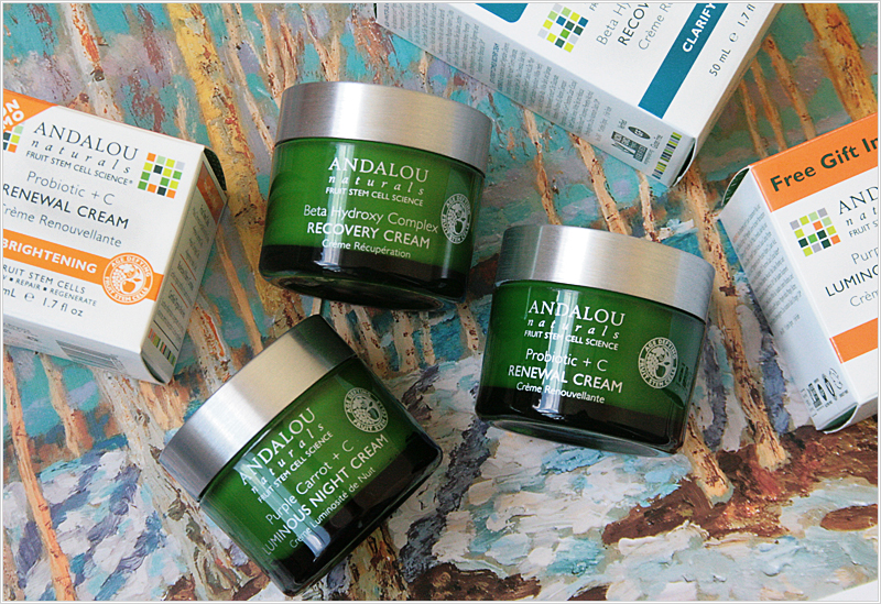 Три лучших крема Andalou Naturals для питания и увлажнения