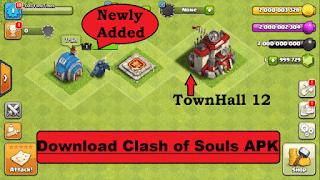 clash of souls update 2018