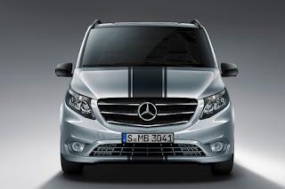Mercedes-Benz Vito Crew Van Sport Line (2018) Front