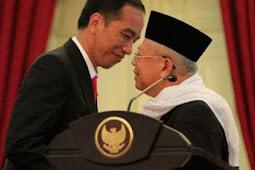 Jokowi Daftar Ke KPU Bersama Ketua Umum Partai dan Sekjend Koalisi Indonesia Kerja