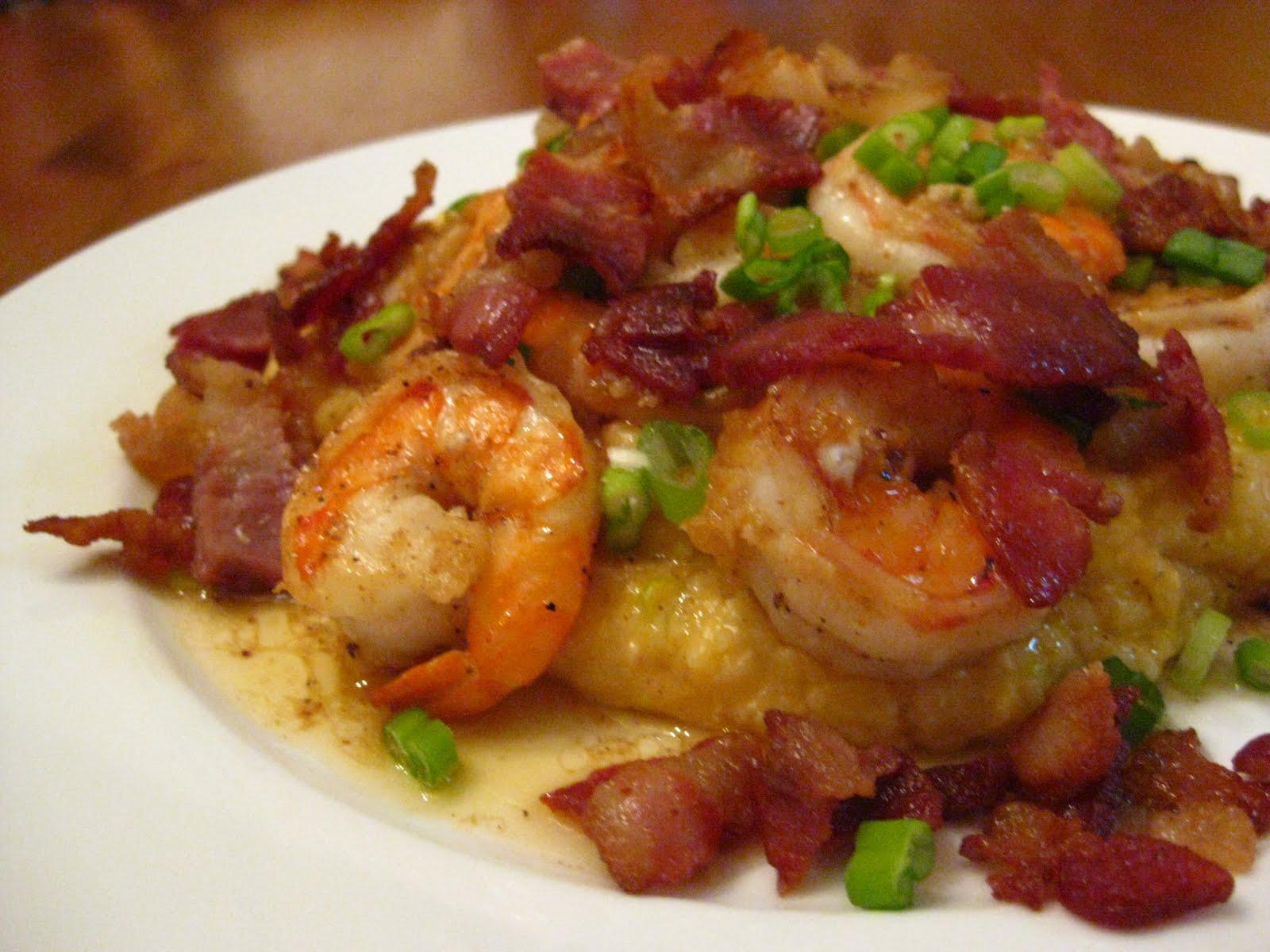Shrimp And Grits Recipe — Dishmaps