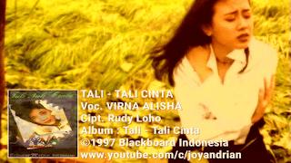 Lirik Lagu Tali Tali Cinta - Virna Alisha