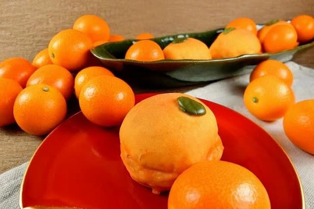 トースターで和菓子つくり|金柑を皮ごと使った「金柑まんじゅう」のレシピ