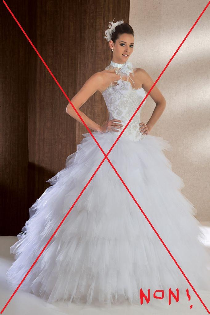 Menue Culture Tulle : robe de mariee quand on est petite ~ Maxctalentgroup.com Avis de Voitures