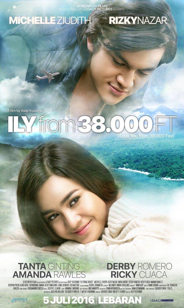I Love You From 38.000 Feet 2016 full movie