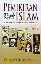 BUKU PEMIKIRAN POLITIK ISLAM DARI MASA KLASIK HINGGA INDONESIA KONTEMPORER