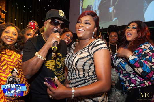 funke akindele jenifa in london premiere