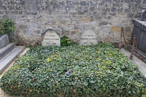 Tumbas de Vincent y Theo van Gogh