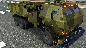 ETS2 Military Truck mod