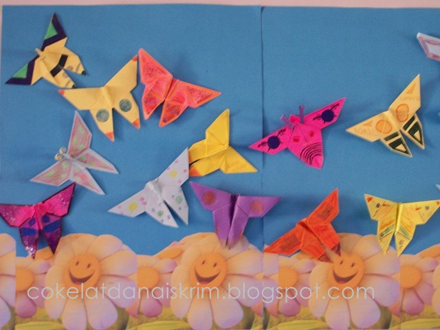 Cikelyana Art Origami Rama
