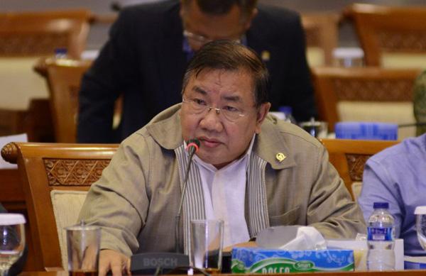 Komisi III DPR Ingatkan KPK Profesional Usut Kesaksian Novanto
