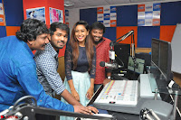 Shravya in skirt and tight top at Vana Villu Movie First Song launch at radio city 91.1 FM ~  Exclusive 124.JPG
