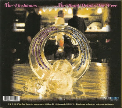 THE FLESHTONES -  The band drinks for free 3