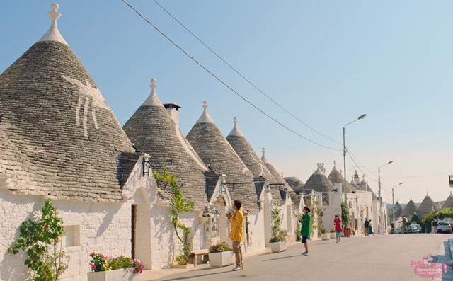 Casas Trulli