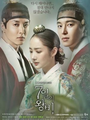Phim Vương Hậu 7 Ngày-Seven Day Queen 2017