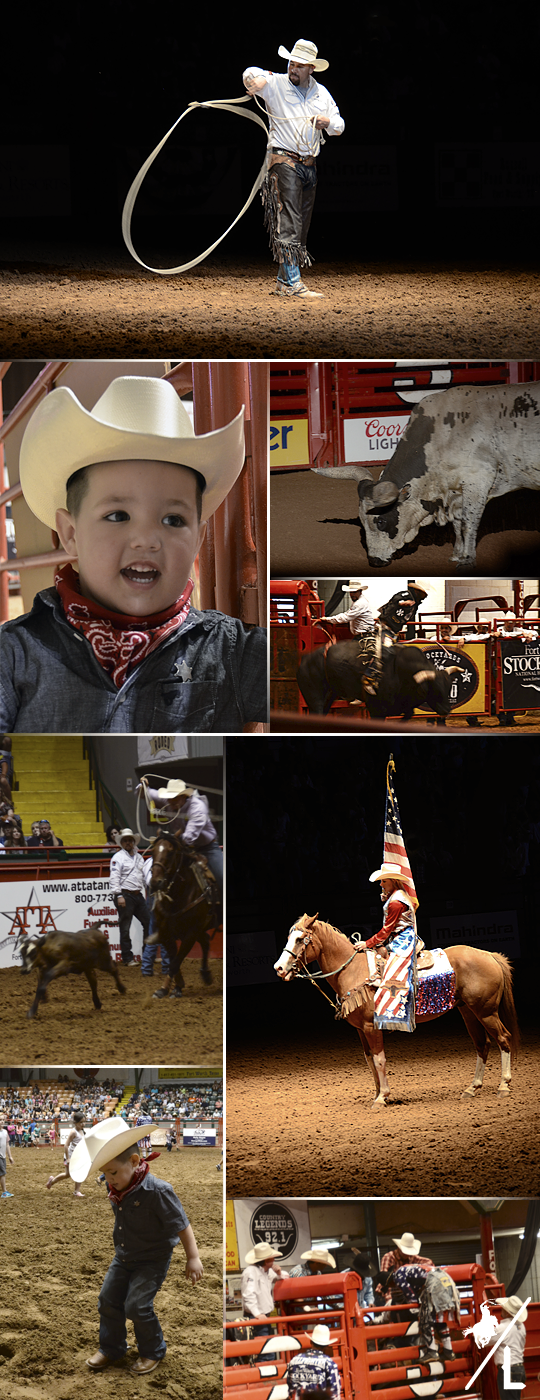 Fort Worth Stockyards Championship Rodeo